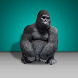 KARE Design Monkey Gorilla Figure medium