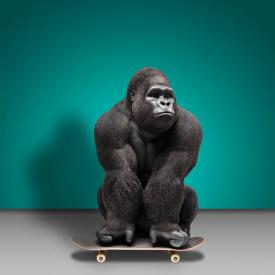 KARE Design Monkey Gorilla Figure XXL