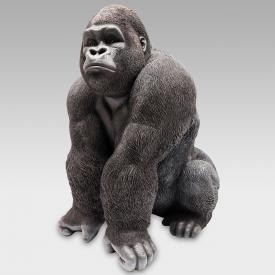 KARE Design Monkey Gorilla Figure XXL