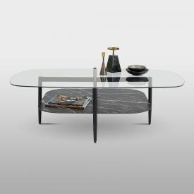Kare Design Noblesse coffee table, rectangular