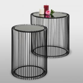KARE Design Wire side table, set of 2