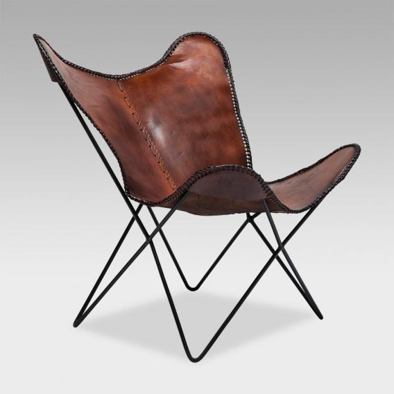 KARE Design Butterfly Econo armchair