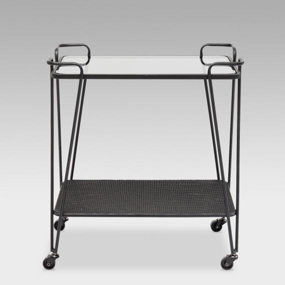 KARE Design Mesh serving trolley