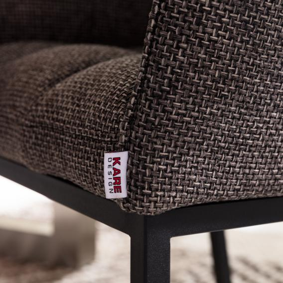 KARE Design Thinktank chair with armrests
