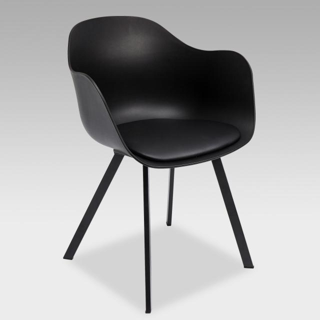 KARE Design Brentwood chair with armrests
