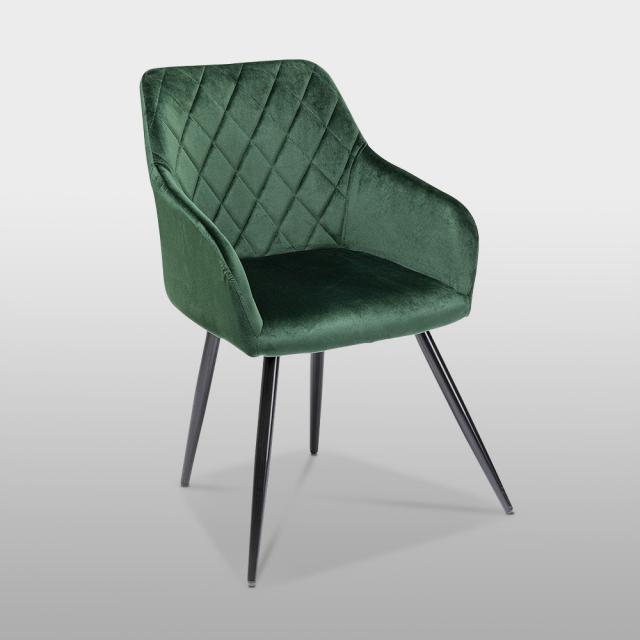 KARE Design Bretagne chair with armrests