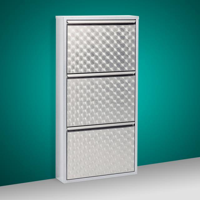 KARE Design Caruso shoe cabinet with 3 compartments
