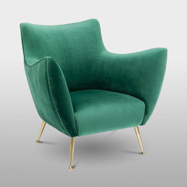 KARE Design Goldfinger armchair