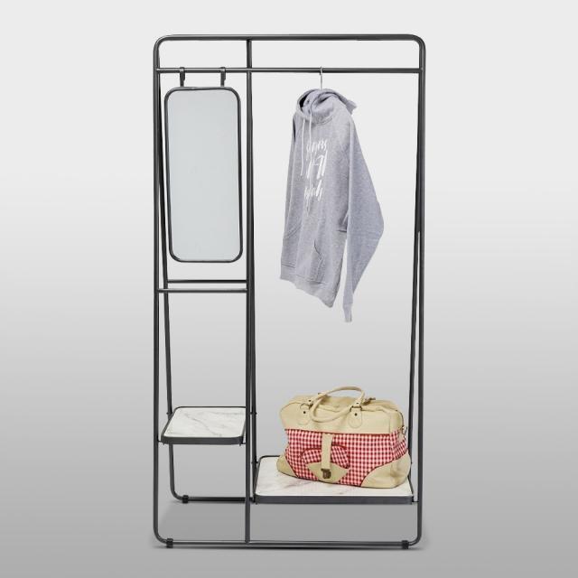 KARE Design Mirror coat stand
