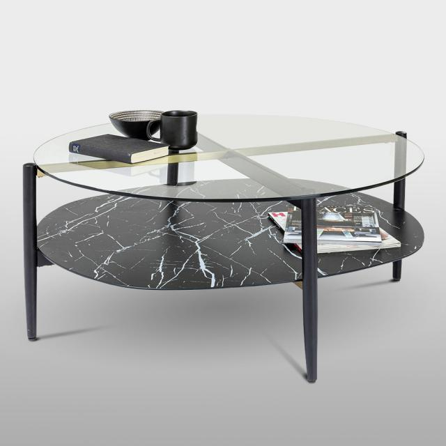 KARE Design Noblesse coffee table, oval