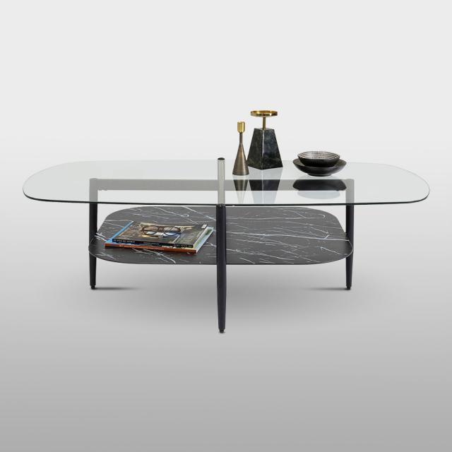 Kare Design Noblesse coffee table, rectangular