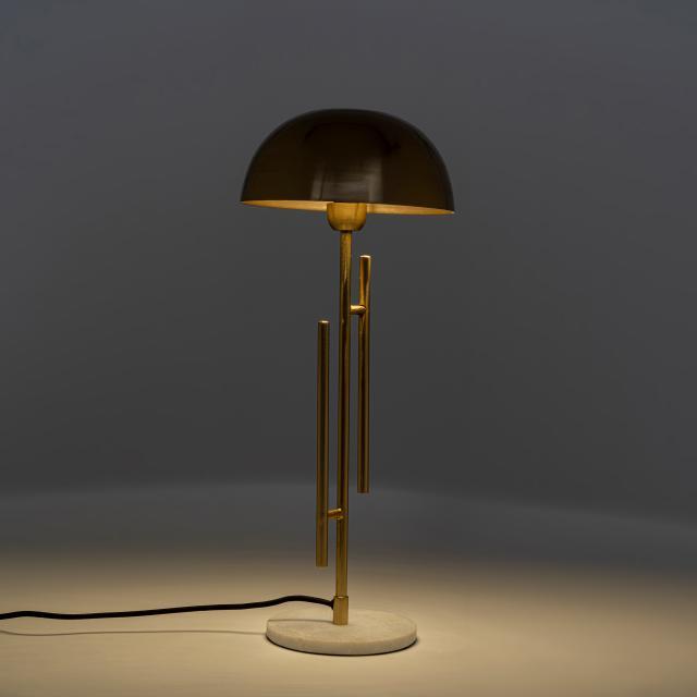 KARE Design Solo Brass table lamp