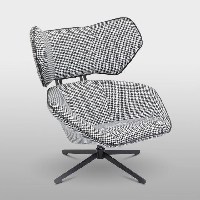 KARE Design Toledo swivel armchair