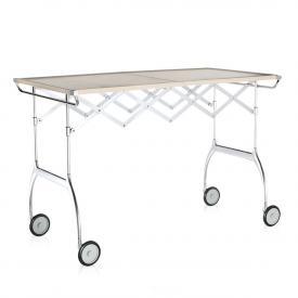 Kartell Battista folding extension table