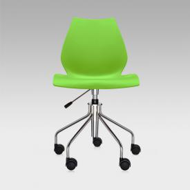 Kartell Maui chair with castors