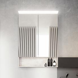 Geberit Acanto mirror cabinet with LED lighting