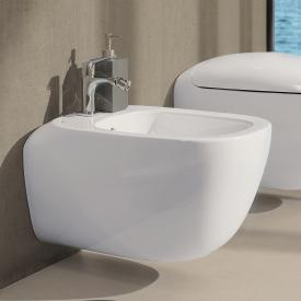 Geberit Citterio wall-mounted bidet white, with KeraTect