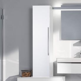 Geberit iCon medium unit with 1 mirrored door front mirrored / corpus alpine high gloss