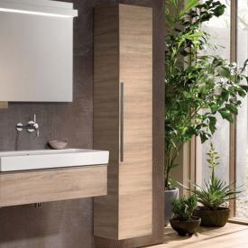 Geberit iCon tall unit front natural oak / corpus natural oak