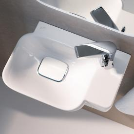 Geberit myDay hand washbasin white, with KeraTect