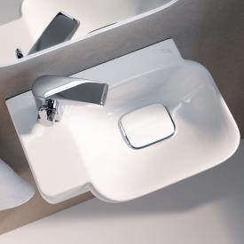 Geberit myDay hand washbasin white, with KeraTect
