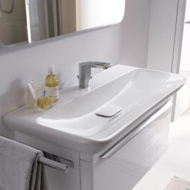 Geberit myDay washbasin white, with KeraTect
