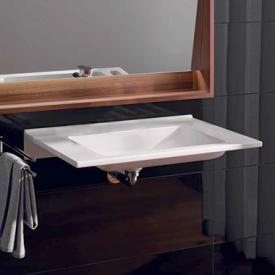 Geberit Privo washbasin, wheelchair accessible, without overflow