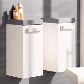 Geberit Renova Comfort side unit front white / corpus white