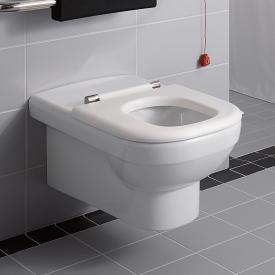 Geberit Renova Comfort wall-mounted washout toilet, for GERMANY ONLY! white