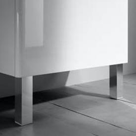 Geberit Renova Compact furniture legs (2 pieces)