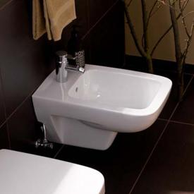 Geberit Renova Plan wall-mounted bidet L: 54 W: 36 cm with KeraTect