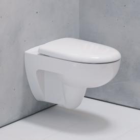 Geberit Renova wall-mounted, washdown toilet 4.5/6 l L: 54 W: 35.5 cm white