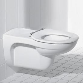 Geberit Vitalis wall-mounted washdown toilet white