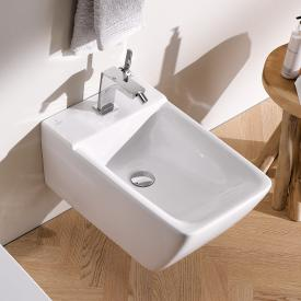 Geberit Xeno² wall-mounted bidet white, with KeraTect