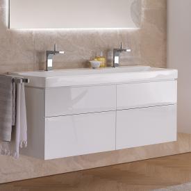 Geberit Xeno² washbasin white, with KeraTect