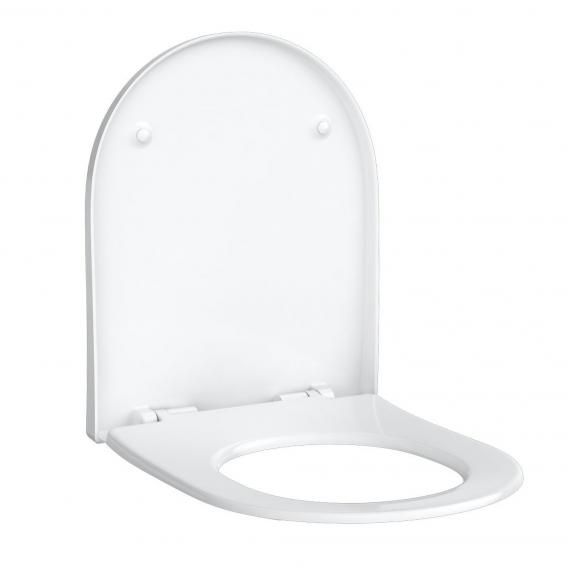 Geberit Acanto slim toilet seat with lid with soft-close & removable