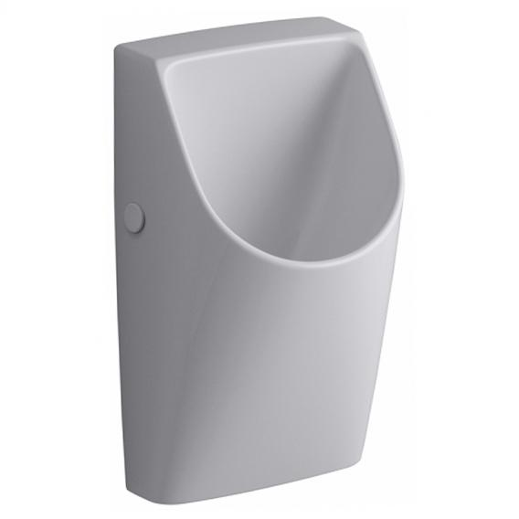 Geberit Renova Plan urinal, waterless, without supply white, with KeraTect