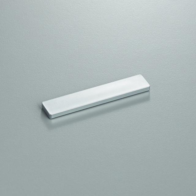 Geberit magnetic support matt aluminium