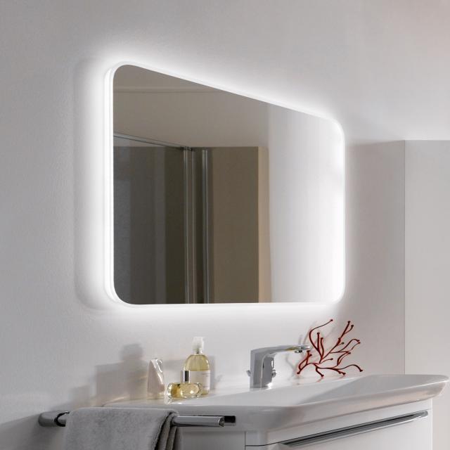 Geberit myDay illuminated mirror
