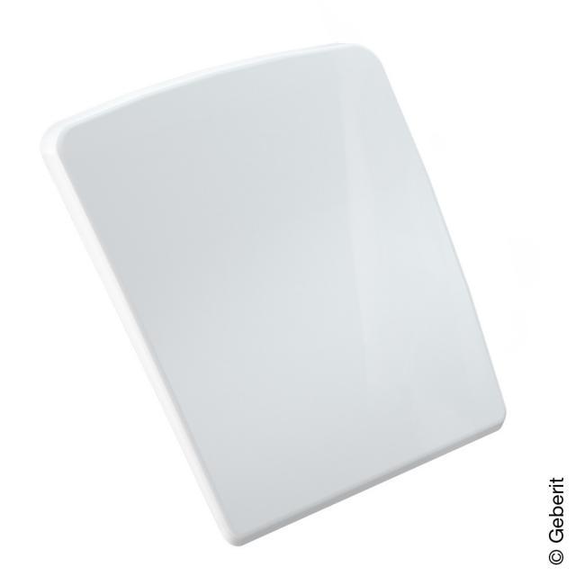 Geberit Pareo urinal lid white