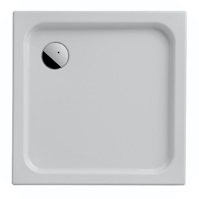Geberit Renova square/rectangular shower tray white