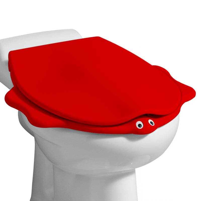 Tremendous Geberit Bambini Toilet Seat With Animal Design Red Without Machost Co Dining Chair Design Ideas Machostcouk