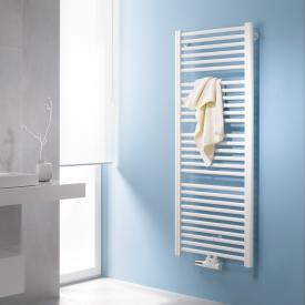Kermi Basic-50 Radiateur de salle de bains pour fonctionnement mixte ou à eau chaude blanc, 993 Watt