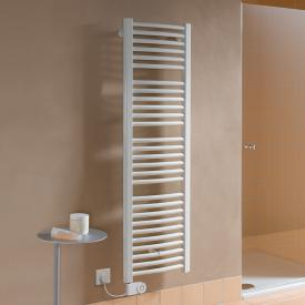 Kermi Basic R-E radiator, electric operation only, with curved tubes white, 800 Watt, electric set FKS L