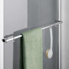 Kermi Diga towel rail for hinged door W: 125 cm