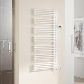 Kermi Diveo-E radiator, electric operation only white, electric set WFC R