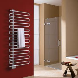 Kermi Icaro radiator metallica, W: 40 H: 186.6 cm, 590 Watt