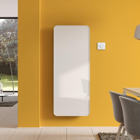 Kermi Elveo heating panel white, 800 Watt, with electric set WKS