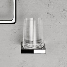 Keuco Edition 11 wall-mounted bracket with tumbler chrome