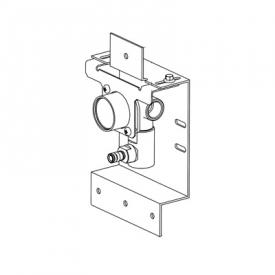 Keuco Edition 300 concealed unit for concealed single lever basin mixer